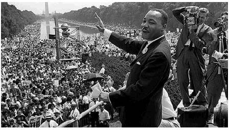 Notable moments in the career of Martin Luther King, Jr.