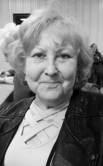 Betty Lou Claxton