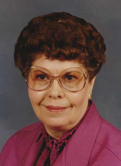 Dorothy Faye McCoy
