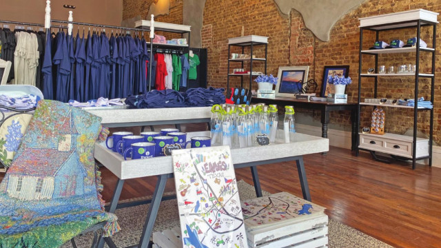 Bluebonnet Spirit Shop open to the public