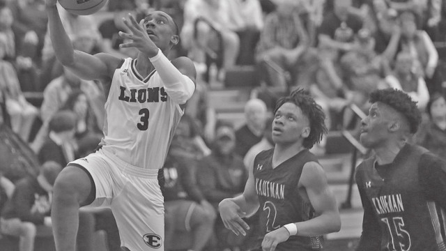 Lions whip 'Cana, 70-56, rise to 3-1 in district
